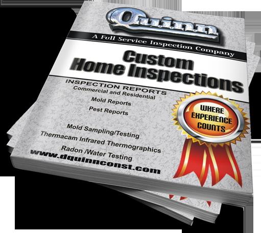 Quinn Home Inspections Report