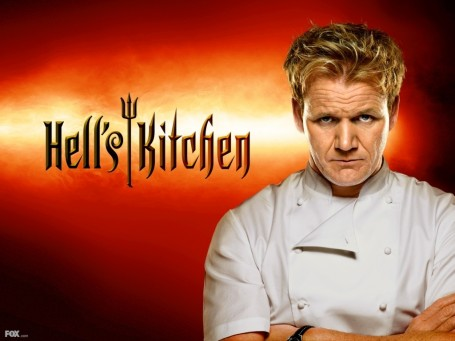 hells kitchen season 10 begins with 18 new chefs arriving to an introduction by the very bald chef john who tells them how willing he was to shave his - Hells Kitchen Season 10 Episode 1