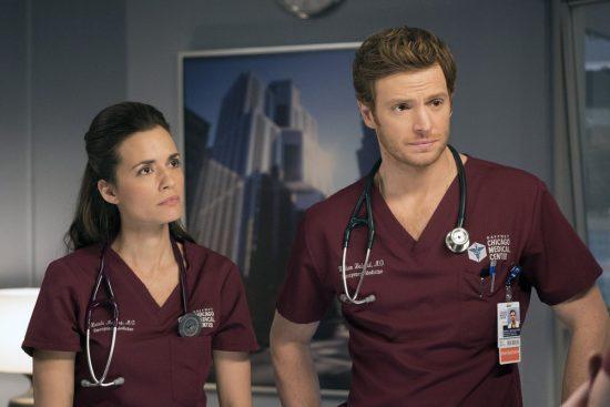 Chicago Med Season 2 Recap: Episode 14 - Cold Front